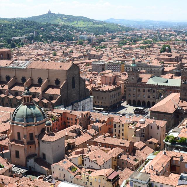 """""""Bologna, Italy"""" stock image"""