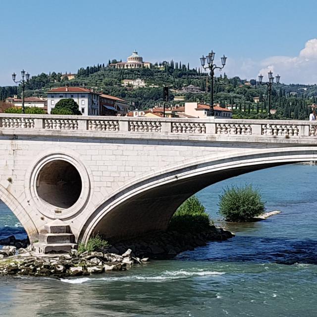 """""""Verona, Veneto, Italy"""" stock image"""