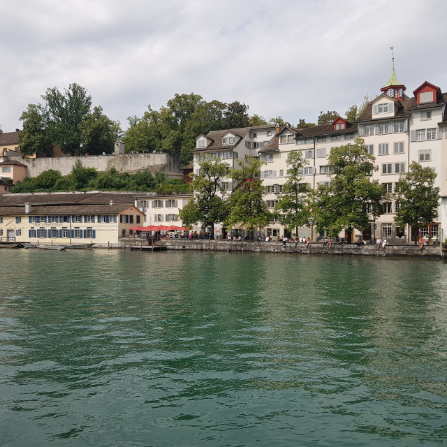 """""""Zurich"""" stock image"""