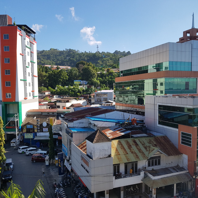"""Jayapura, Papua Province, Indonesia"" stock image"
