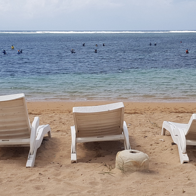 """Bali Beach"" stock image"