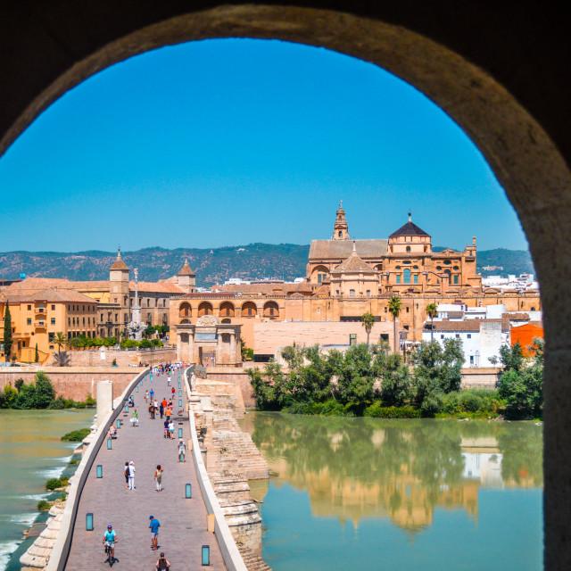 """THE CITY OF CORDOBA"" stock image"