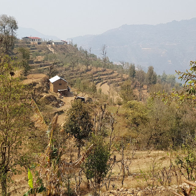 """Gorkha Region, Nepal"" stock image"
