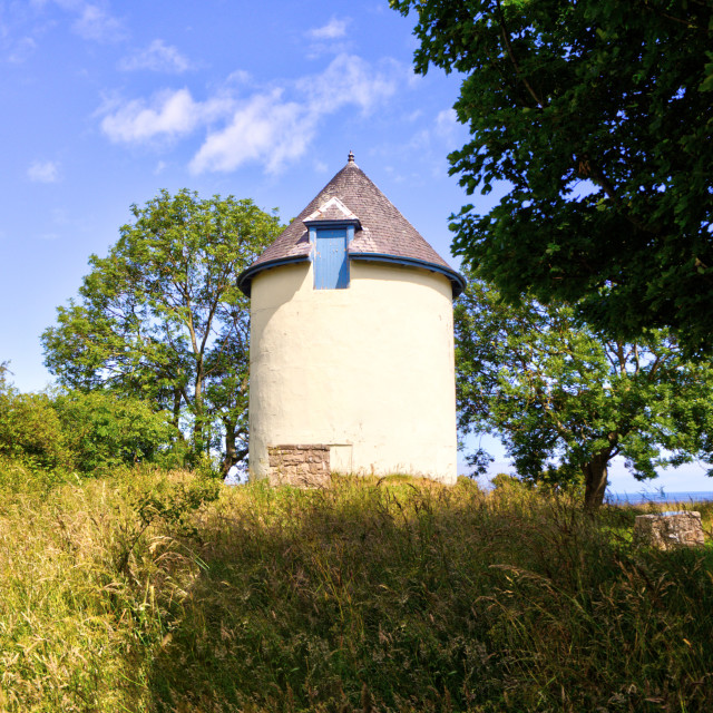 """""""Victorian Water Tower"""" stock image"""