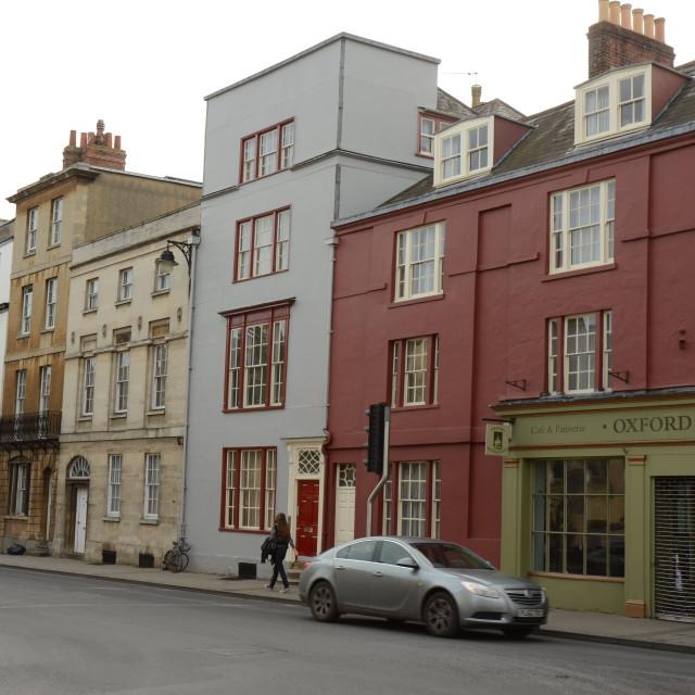 """Oxford, England"" stock image"