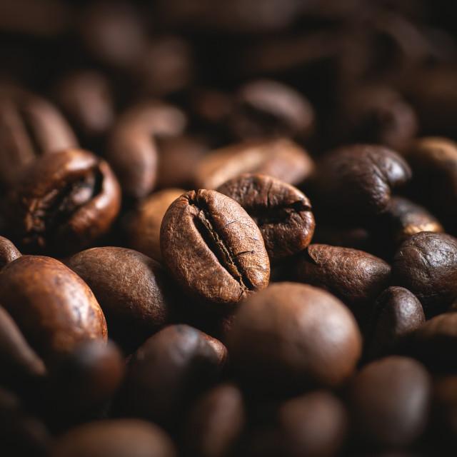 """The Coffee Bean"" stock image"