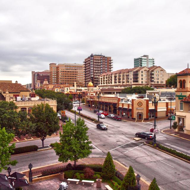 """""""Kansas City"""" stock image"""