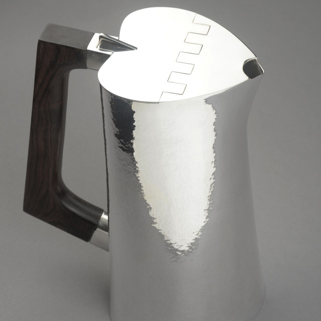 """""""Coffee Pot by Kevin O'Dwyer"""" stock image"""