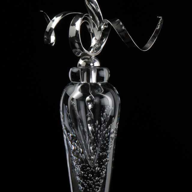 """""""Scent Bottle by Kevin O'Dwyer"""" stock image"""