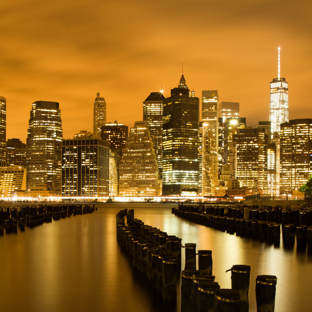 """""""City of Gold"""" stock image"""