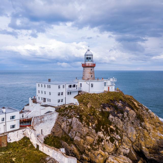"""Baily Lighthouse"" stock image"