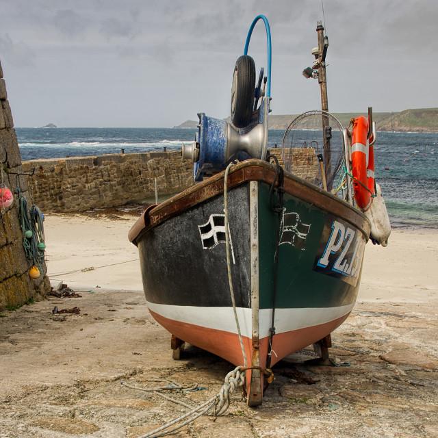 """""""Sennen Cove"""" stock image"""