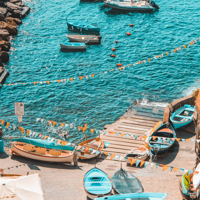 """""""Italian Summer"""" stock image"""