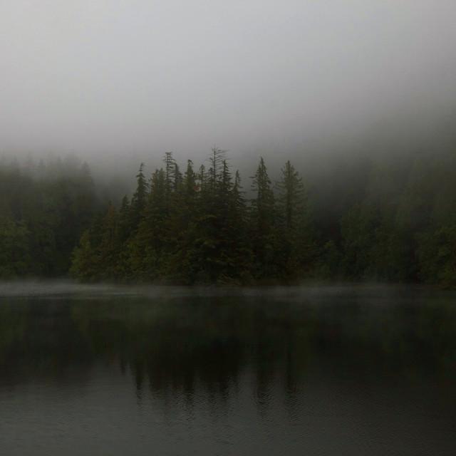 """Lost Lake"" stock image"