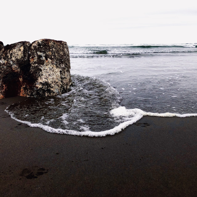"""Ocean Tides"" stock image"
