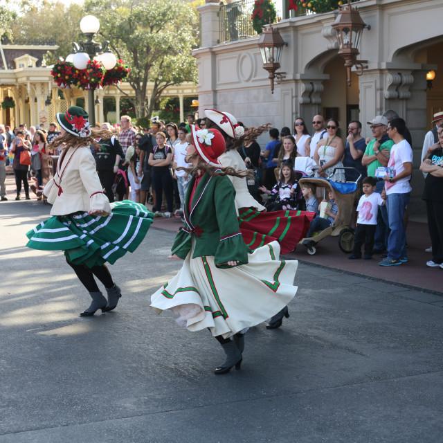 """Disneyland Show"" stock image"