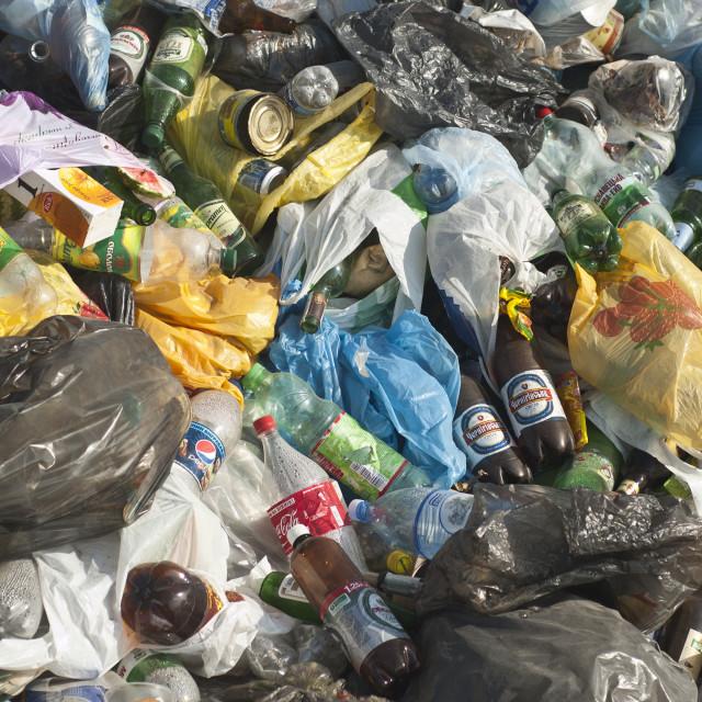 """Rubbish"" stock image"