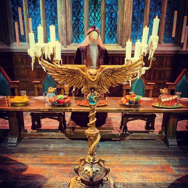 """Dumbledore"" stock image"