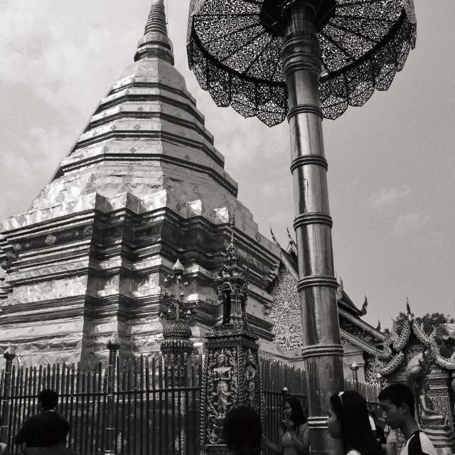 """Chiang Mai, Thailand"" stock image"