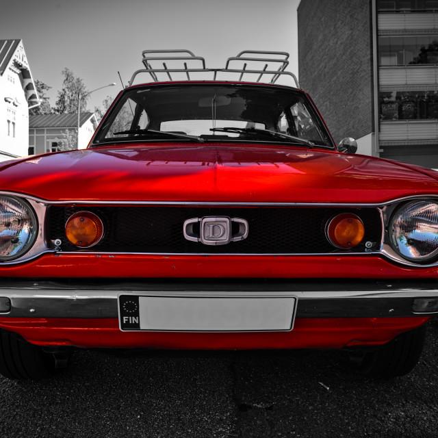 """Datsun 100A"" stock image"