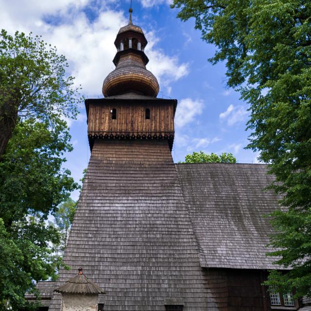 """Wladyslaw Orkan Museum"" stock image"