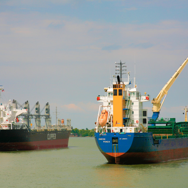 """Mississippi Maritime"" stock image"