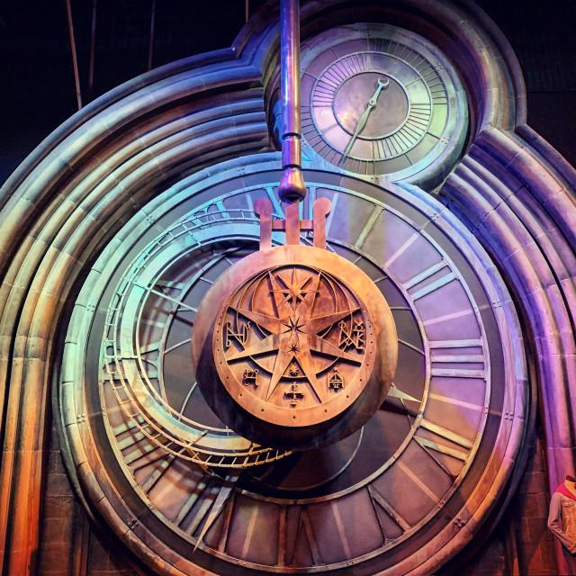 """Time At Hogwarts"" stock image"