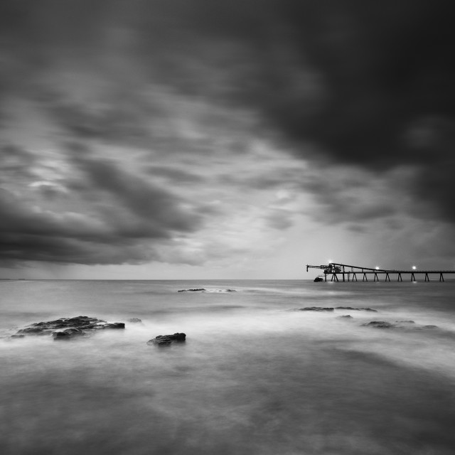 """""""Stormy Day"""" stock image"""