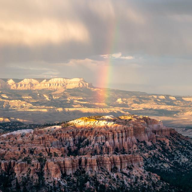 """""""rainbow"""" stock image"""