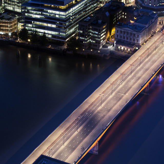 """London Bridge"" stock image"
