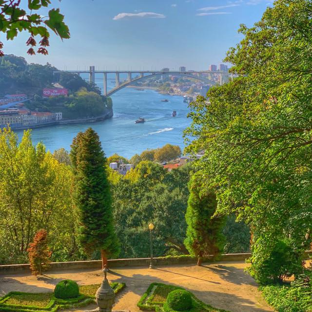 """Porto Park"" stock image"