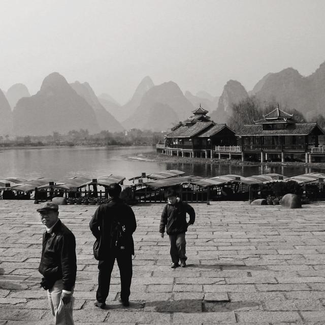 """""""Guilin, China"""" stock image"""