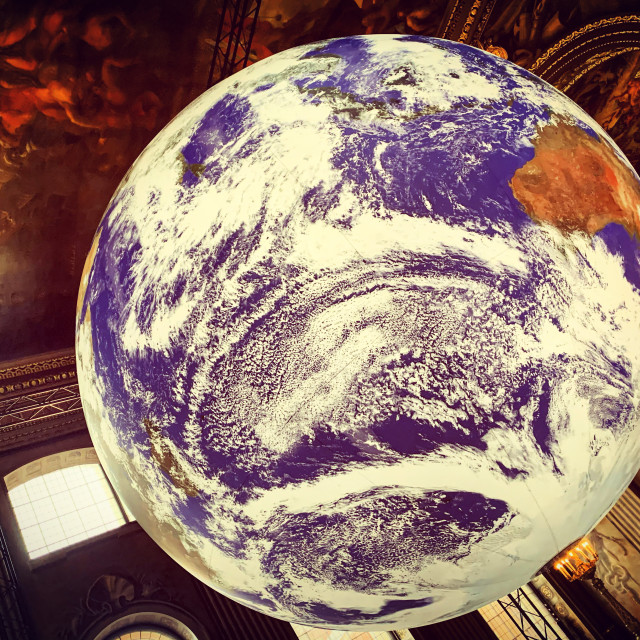 """Gaia 6"" stock image"