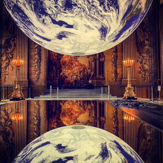"""Gaia 7"" stock image"