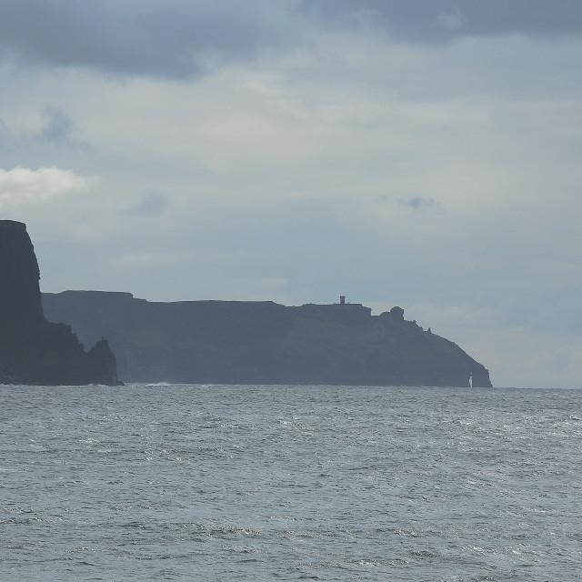 """Doolin, County Clare"" stock image"