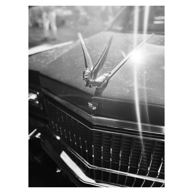 """Cadillac Coup de Ville, 2020, NY. 2/5"" stock image"