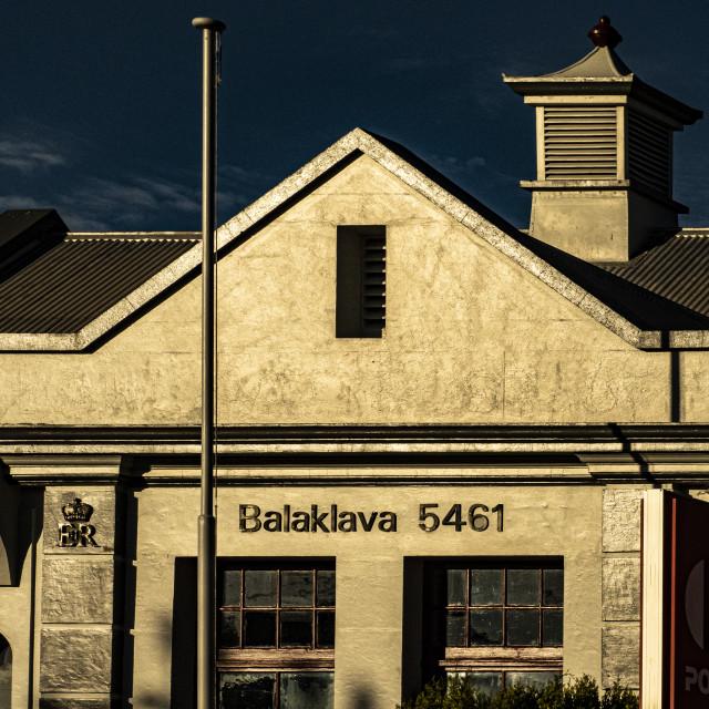 """Balaklava 5461"" stock image"