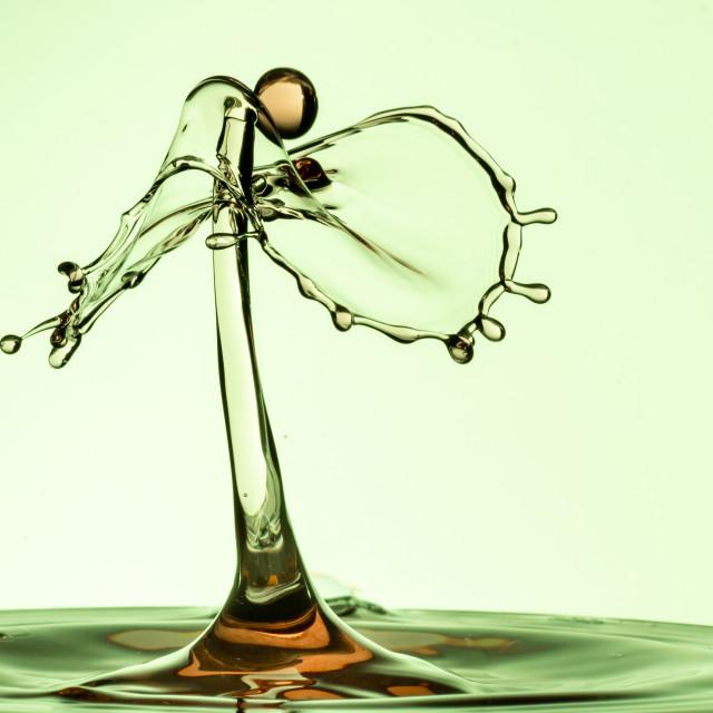 """Splash Art Image #2"" stock image"