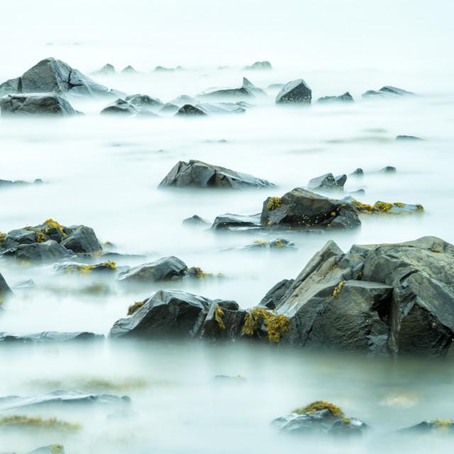 """The Rocks"" stock image"