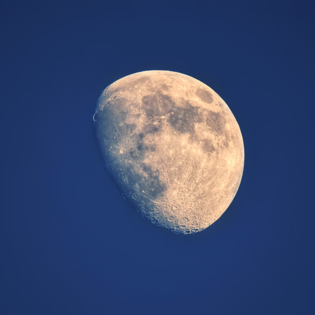 """""""Moonscape"""" stock image"""