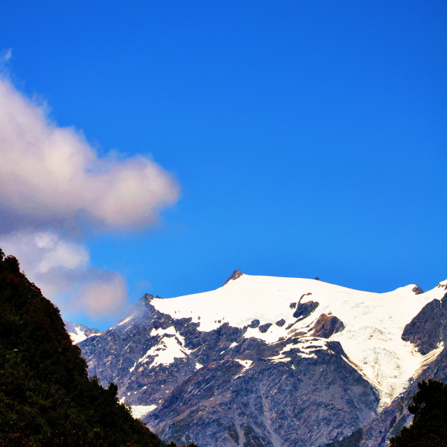 """""""Mount Cook"""" stock image"""