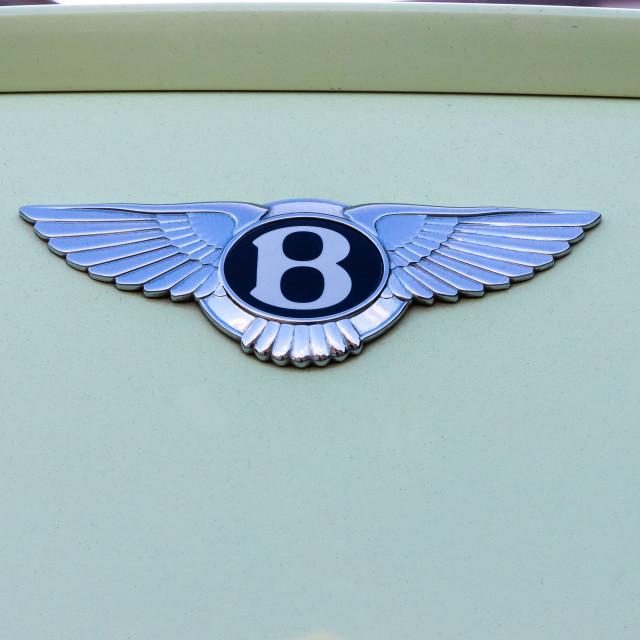 """""""car brand Bugatti"""" stock image"""