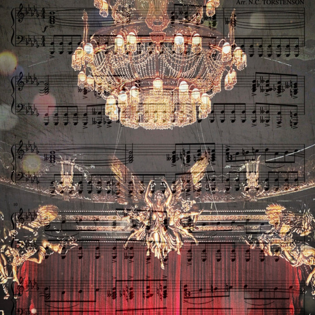 """""""Overture"""" stock image"""