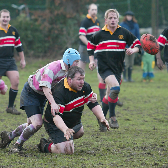 """""""Oundle Thirds (2004)"""" stock image"""