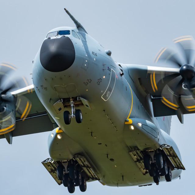 """Atlas A400M"" stock image"