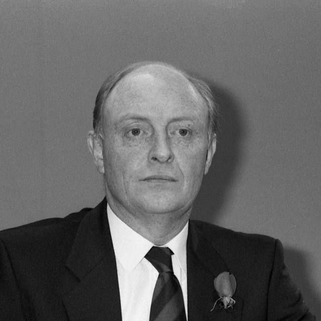 """Neil Kinnock"" stock image"