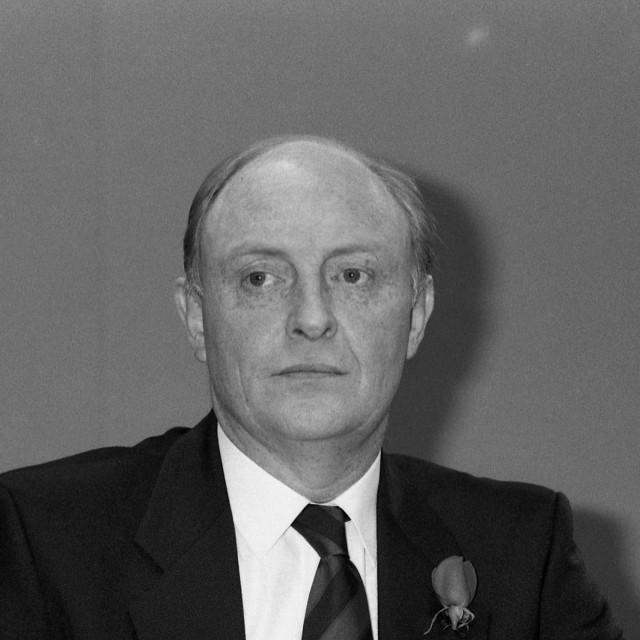 """""""Rt.Hon. Neil Kinnock"""" stock image"""