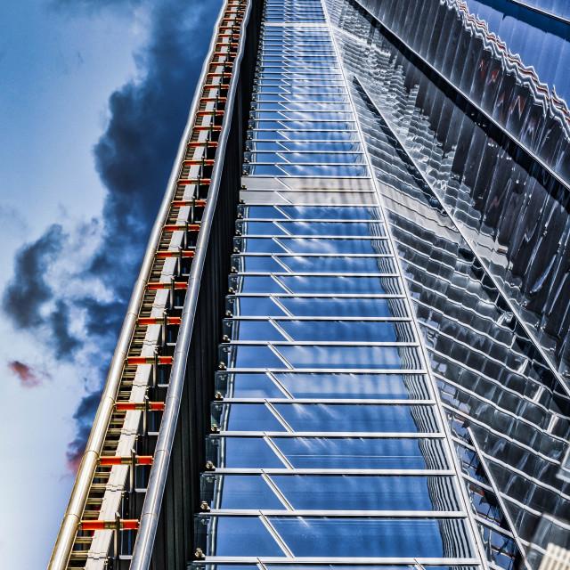 """""""The Shard, London UK."""" stock image"""