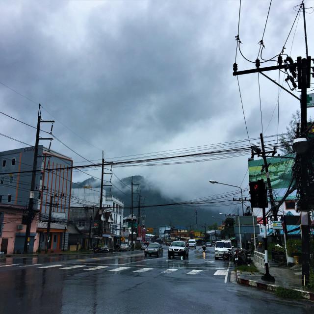 """""""Phuket, Thailand"""" stock image"""