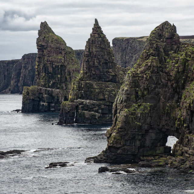 """""""Duncansby Head"""" stock image"""